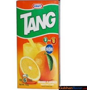 Tang Orange Pack 750 gm Tk447