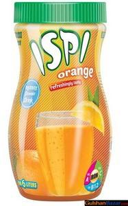 SPI Instant Powder Drink Jar Orange 750 gm (Free Glass Offer) Tk380