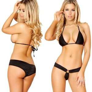 Lovebitebd Halter Strap Bra Set For Women