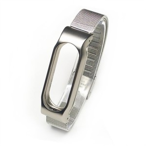 Stainless Steel Strap for Xiaomi Mi Band 2