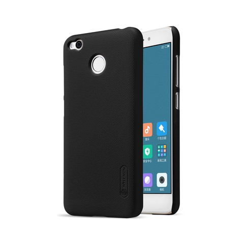 Nillkin Frosted Hard Case Xiaomi Redmi 4X + free screen protector