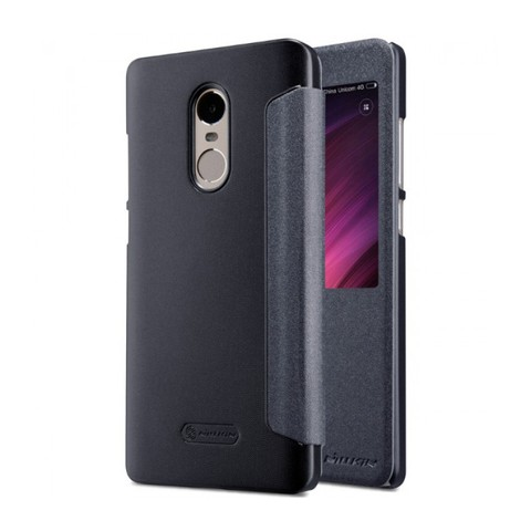 Nillkin Sparkle Series Leather case for Xiaomi Redmi Note 4X