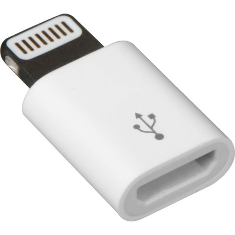 Micro USB to iPhone converter