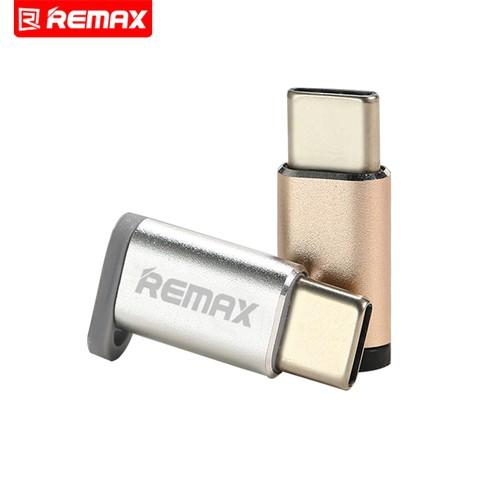 Remax Micro Usb to Type-c/Lightning converter