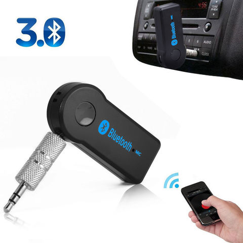 Bluetooth 3.5mm audio streaming device (Rechargeable)