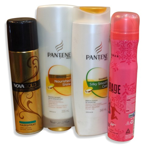 Gift for hair and body care