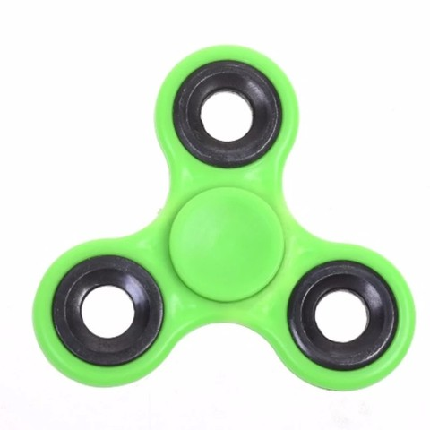 Fingertip Spinner Triangle Hand