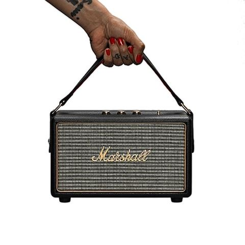 Marshall Kilburn Portable Bluetooth Speaker Black