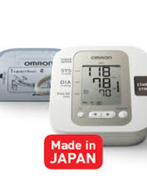 Omron Automatic Blood Pressure Monitor JPN1 - Upper Arm