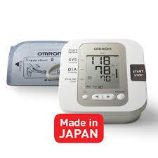 Omron Automatic Blood Pressure Monitor JPN1 - Upper Arm