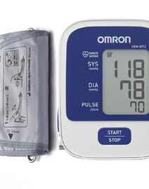Omron Automatic Blood Pressure Monitor HEM-8712 - Upper Arm