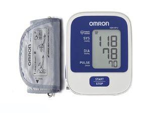 Omron Automatic Blood Pressure Monitor HEM-8712 - Upper Arm