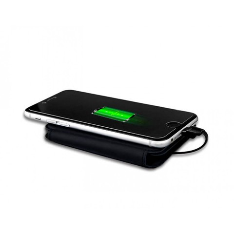 Zhuse 2-In-1 Universal 4000mAh Wallet Power Bank