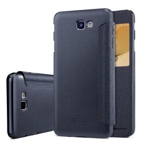 Nillkin Sparkle Leather Case Samsung Galaxy J7 Prime