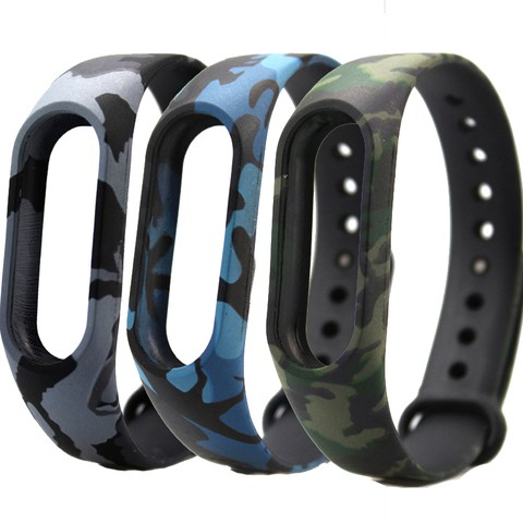 Xiaomi Mi Band 2 Strap Army Design