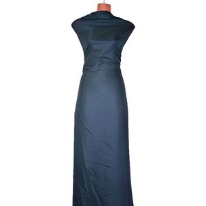 Shamu Silk Solid-Navy Blue