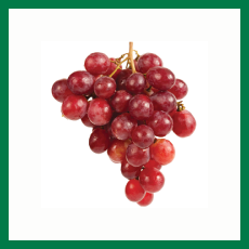 Red Grape (লাল আঙুর) - 250gm