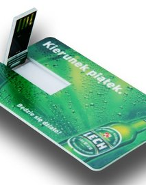 Credit Card Promotional USB Drive