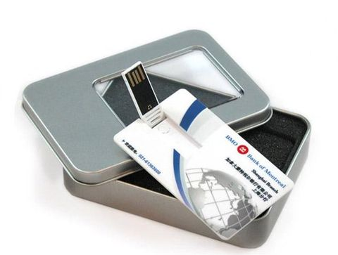 Credit Card Promotional USB Drive
