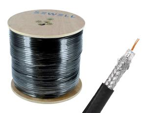 kCHINO RJ-6 CABLE / QAXIAL CABLE 300 Meter