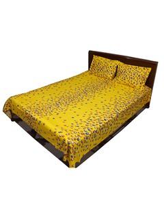 Bachelor Bedsheet Set- 2 pecs