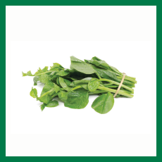 Malabar spinach (পুঁই শাক) - 1bundle