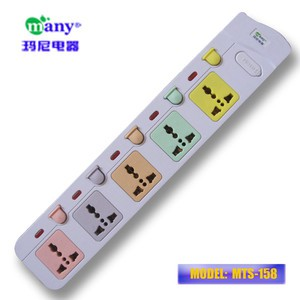 Many Multiplug 4 socket