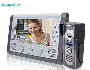 Digital video door bell