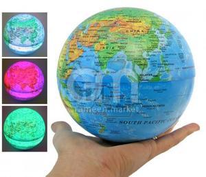 Magic revolving globe