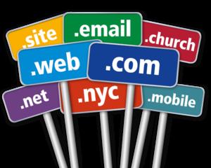 Domain sale