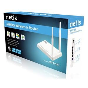 netis router WF2419E  300Mbps 5 dbi
