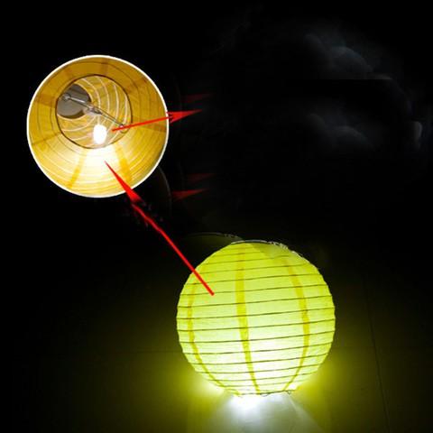LED Light Up Balloon Lights