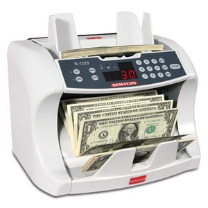 HIGHBROW Money Counting Machine