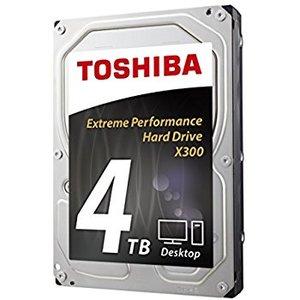 Toshiba 4 tera Hard disk sata port