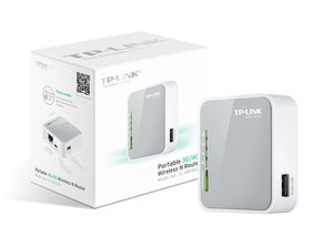 TP-Link TL-MR3020 150Mbps 3G/4G Wireless Router