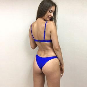 Lovebite Double Shoulder Strap Swimsuit