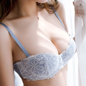 Lovebitebd Half Cup Push Up Padded Bra Set For Women