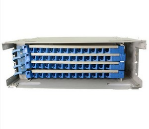 48 port Rack Mount fiber optic ODF PATCH PANEL