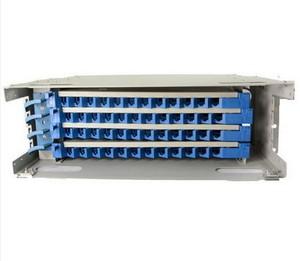 48 port Rack Mount fiber optic ODF PATCH PANEL