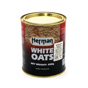 Herman White Oats - 500gm