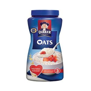 Quaker Oats (Australian) -  Jar 1 kg