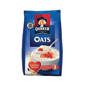 Quaker Oats Poly Pack - 500gm