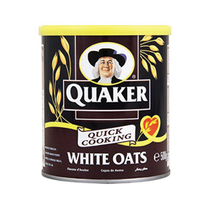 Quaker White Oats - 500gm