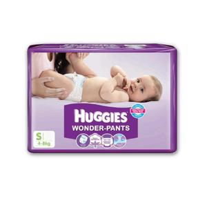 Huggies Baby Diaper Wonder Pants-S (4-8-KG) - 20pcs