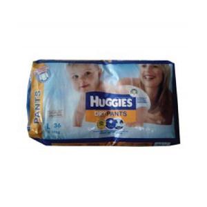 Huggies Dry Pants Diaper-L (9-14-KG) - 32pcs