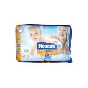 Huggies Dry Pants Diaper-M (6-12-KG) - 38pcs