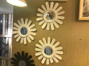 Wall Art Mirror/SM005
