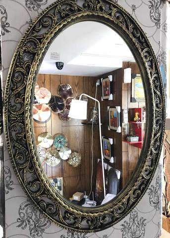 Wall Art Mirror/075