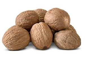 Nutmeg (Jayfal Whole) - 5pcs