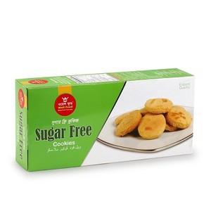 Well Food Sugar Free Cookies Biscuit - 300gm
